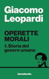 Operette morali: 1. Storia del genere umano