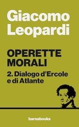 Operette morali: 2. Dialogo d'Ercole e di Atlante